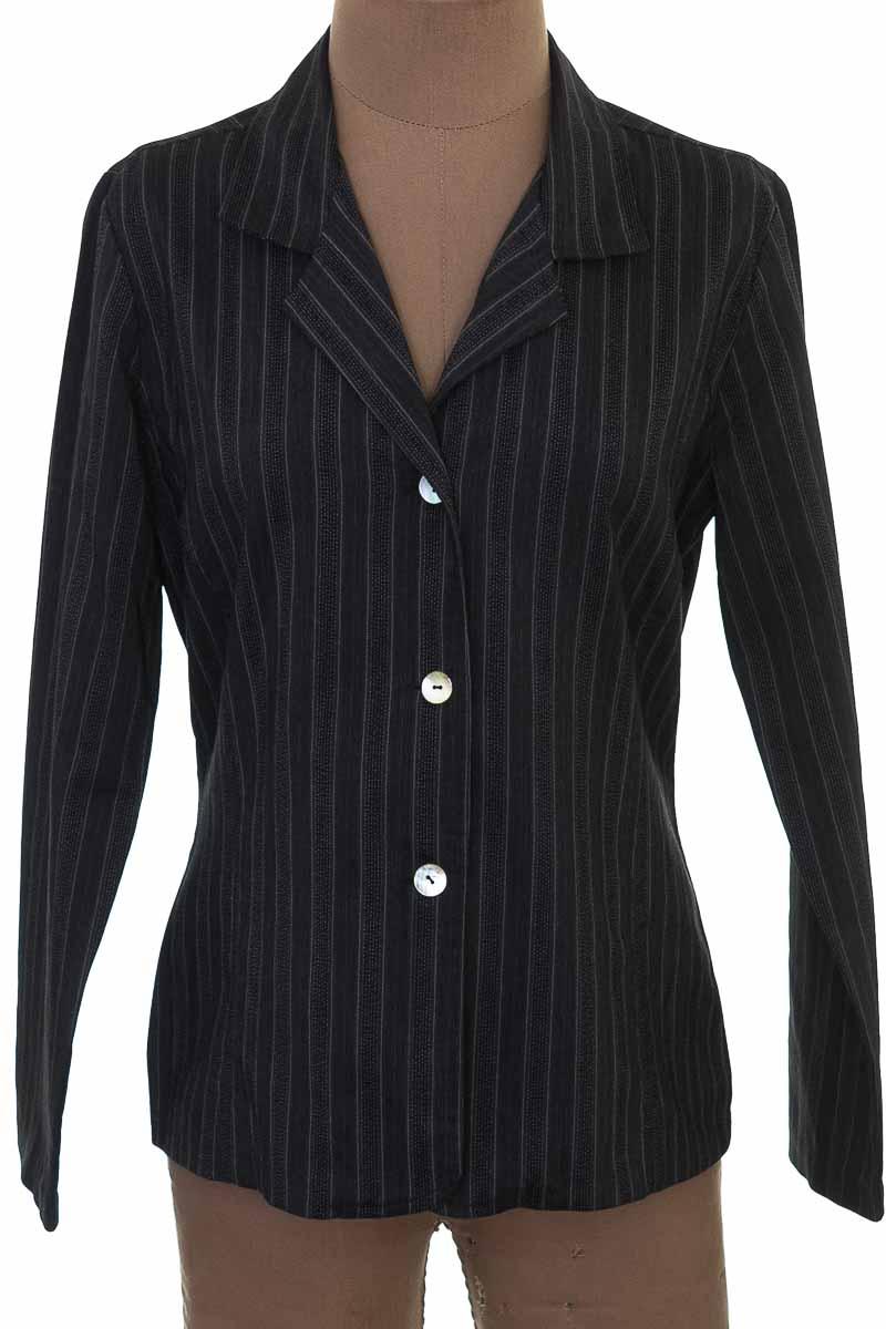 Chaqueta / Abrigo color Negro - Noblesse