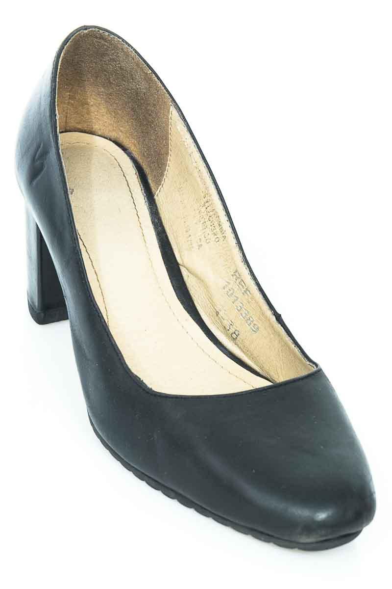 Zapatos Tacón color Negro - Vélez