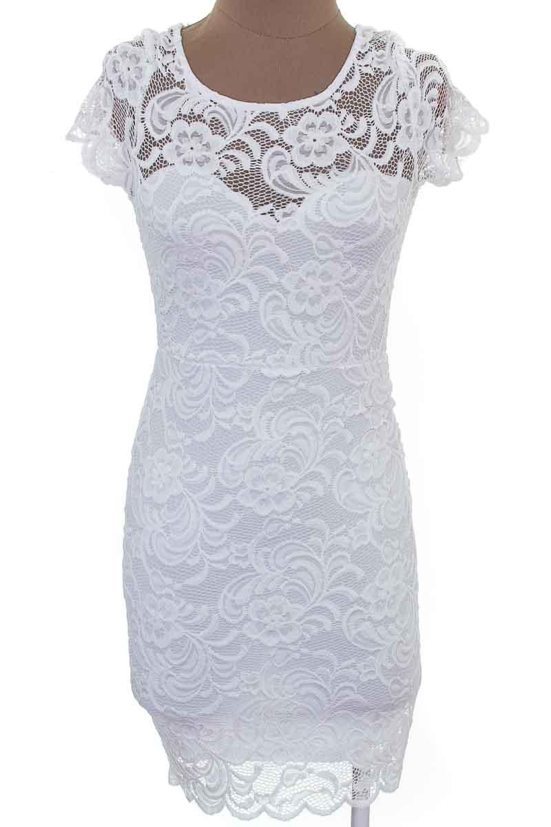 Vestido / Enterizo color Blanco - Ambiance