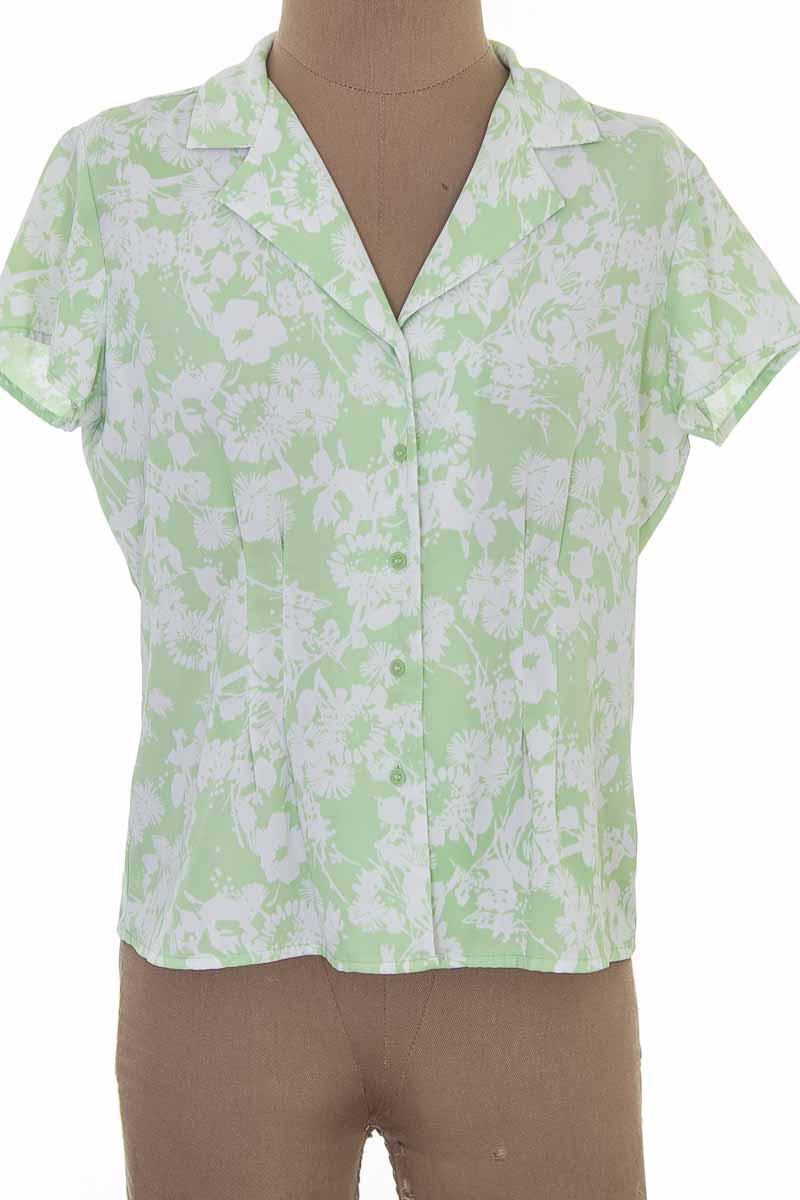 Blusa color Verde - Covington