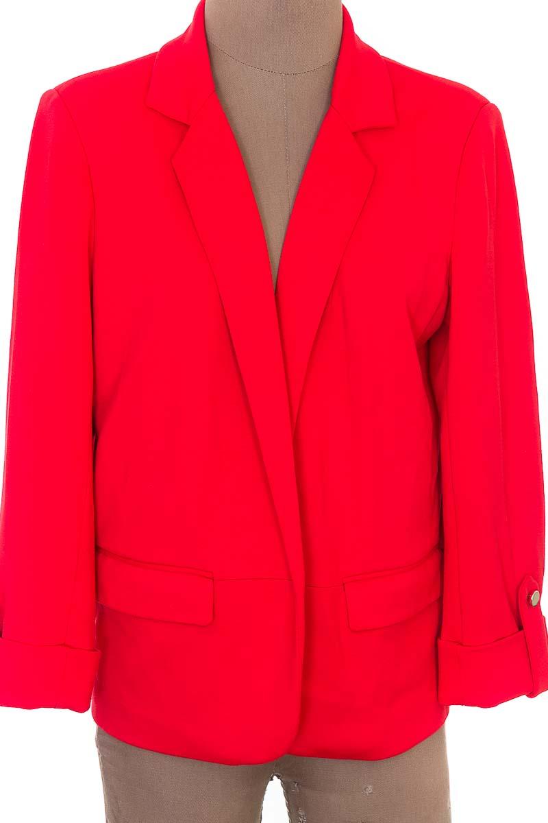 Chaqueta / Abrigo color Rojo - ELA