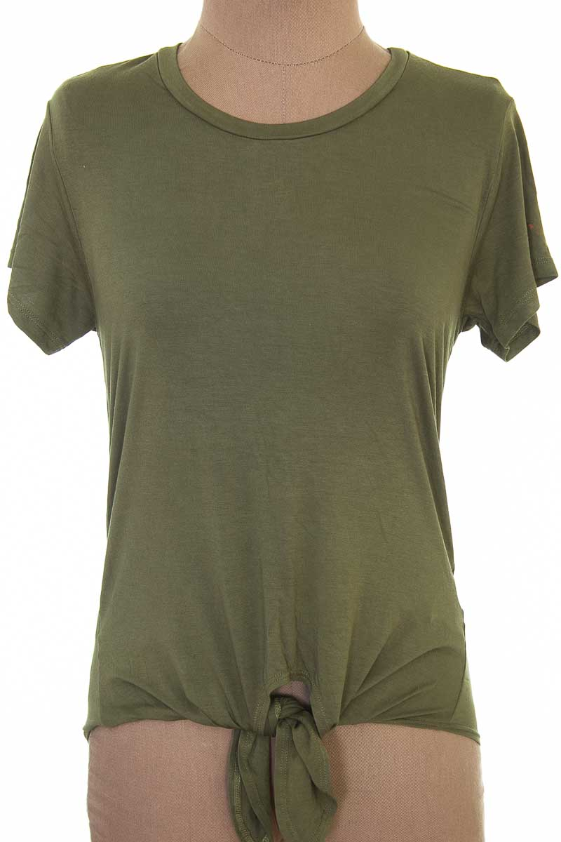Top / Camiseta color Verde - TopMark