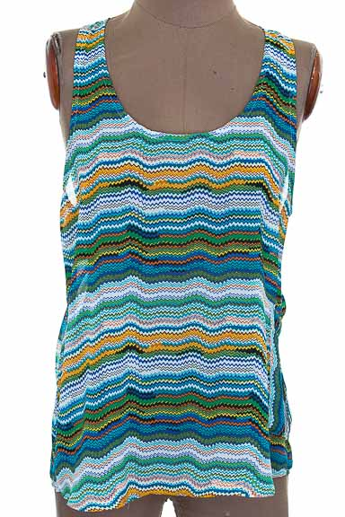 Top / Camiseta color Azul - Lucy Love