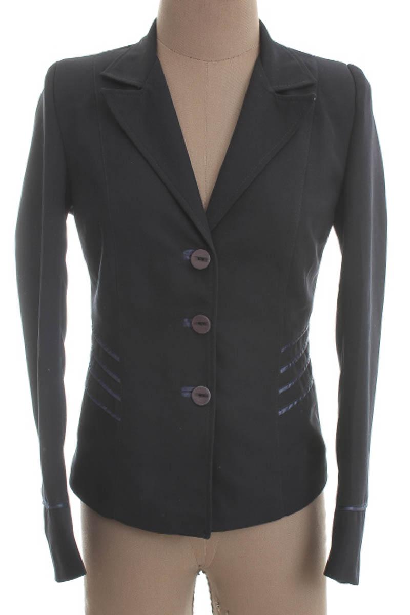 Chaqueta / Abrigo color Negro - Glow