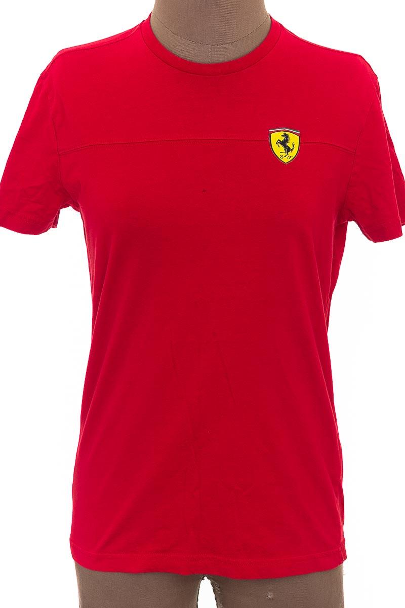 Top / Camiseta color Rojo - Ferrari