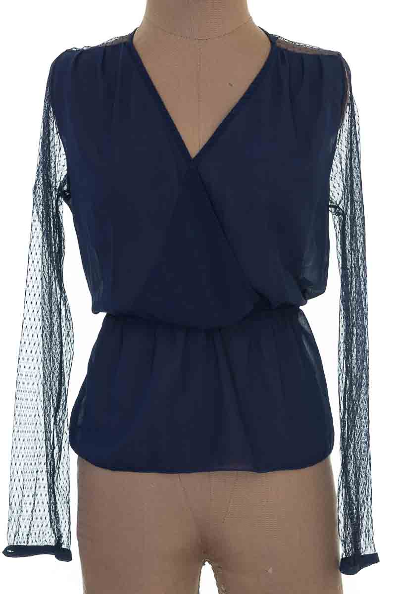 Blusa color Azul - Miss Hot