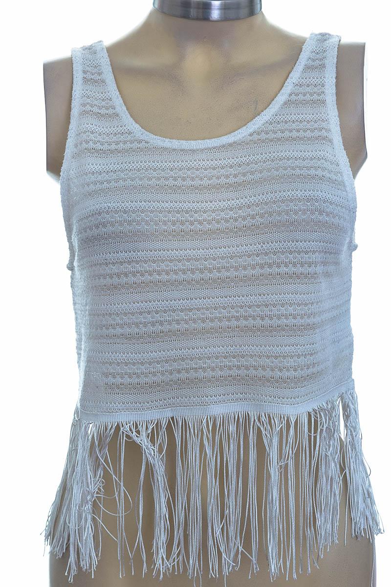 Top / Camiseta color Blanco - H&M