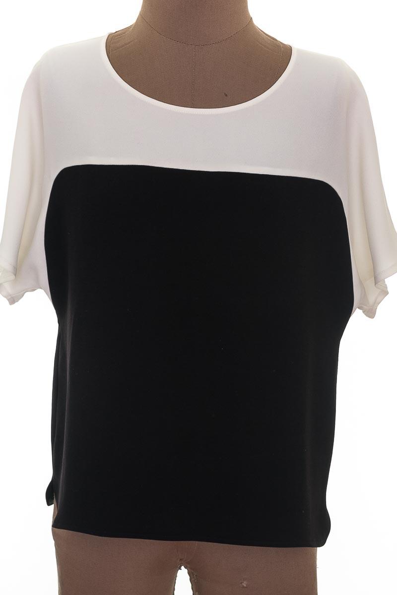 Blusa color Negro - Devernois