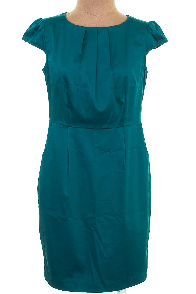 Vestido / Enterizo Casual color Verde - RAGGED