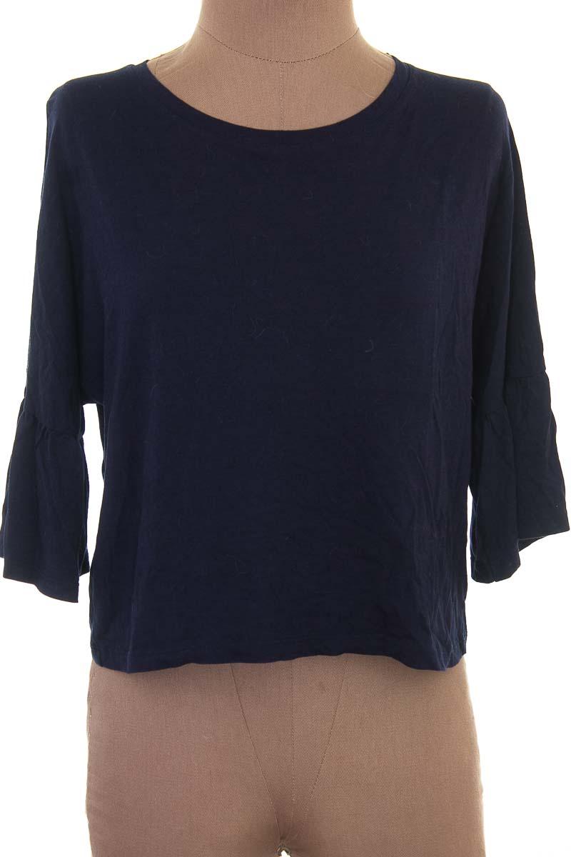 Blusa color Azul - Bershka