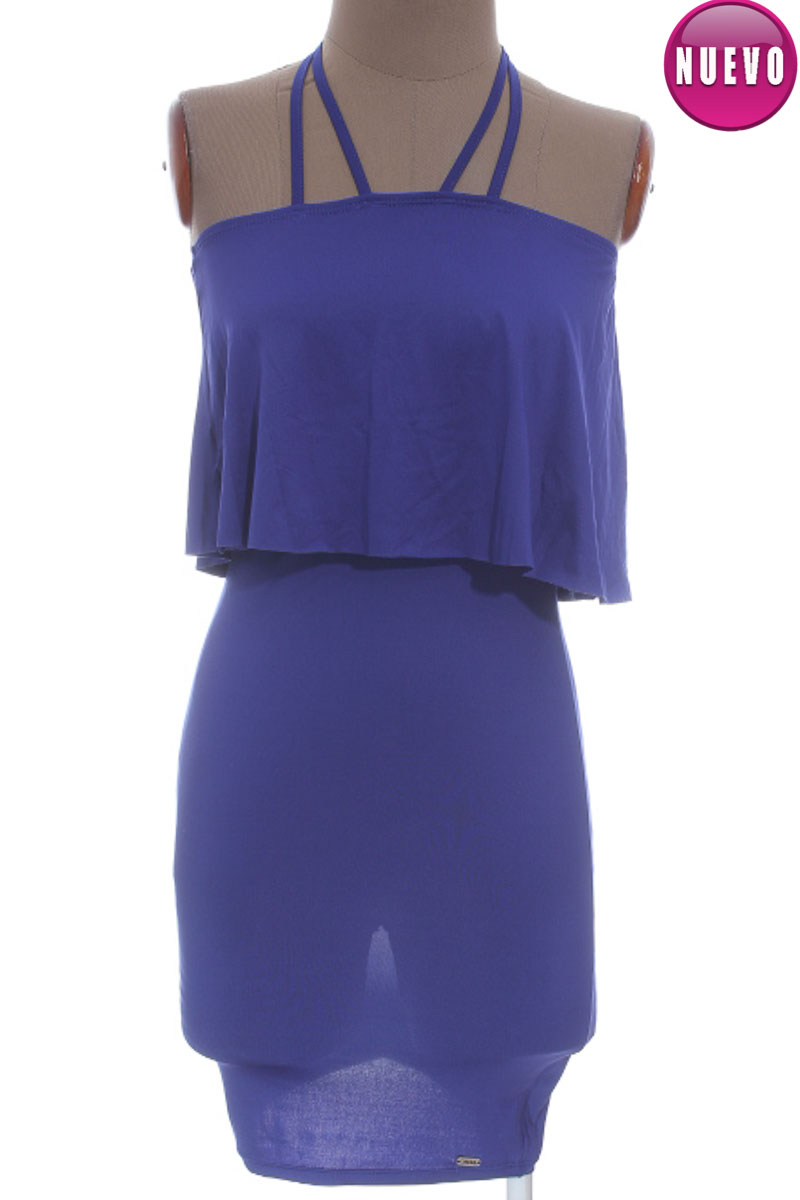 Vestido / Enterizo Casual color Azul - Carmel