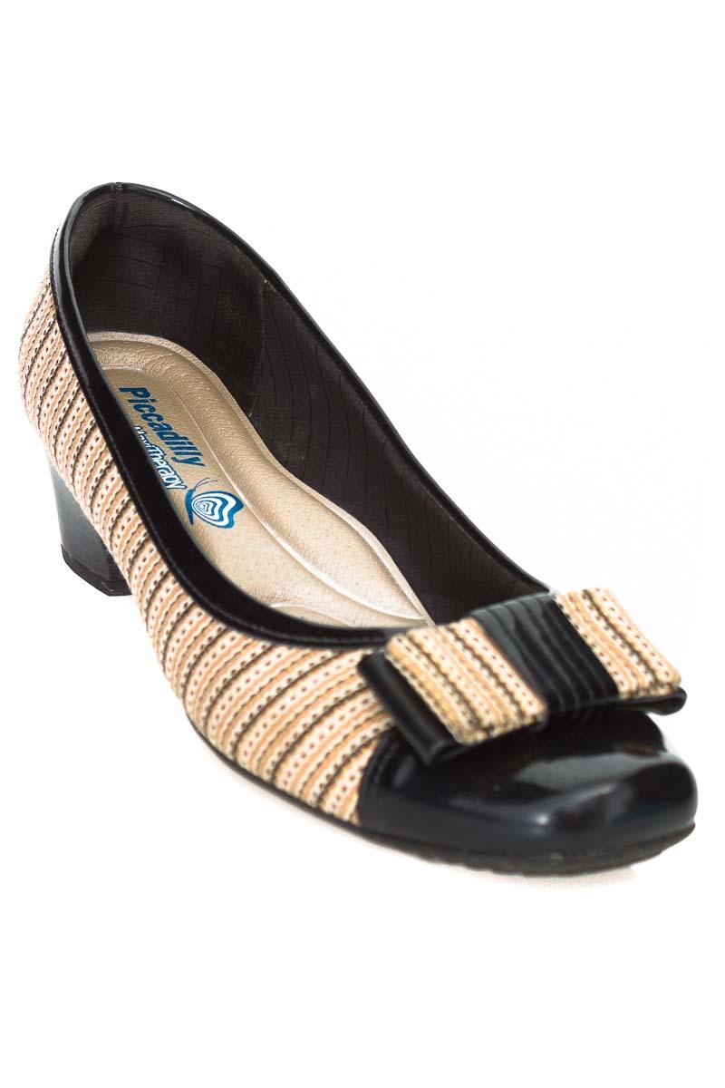 Zapatos Tacón color Negro - Piccadilly