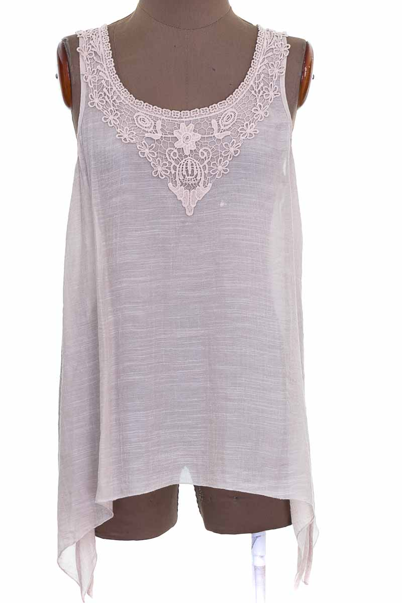 Blusa color Beige - Spense
