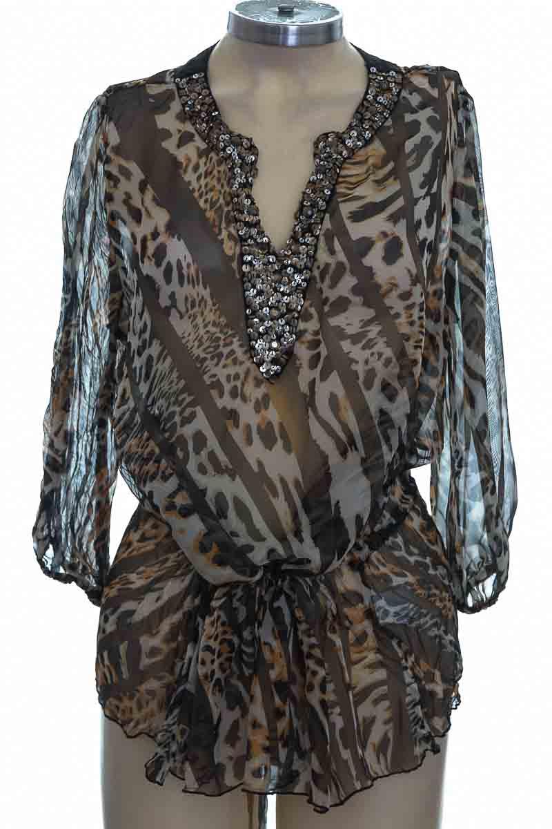 Blusa color Negro - Gria