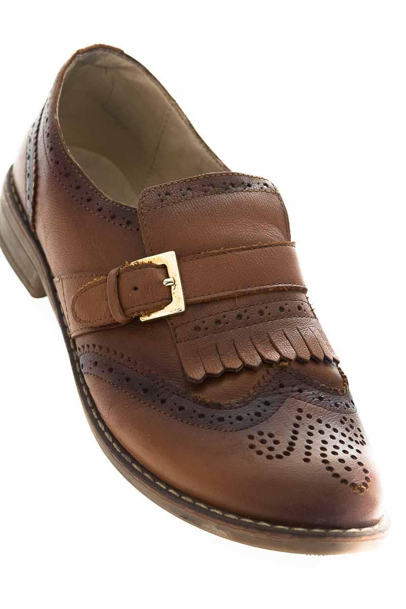 Zapatos color Café - Mussi