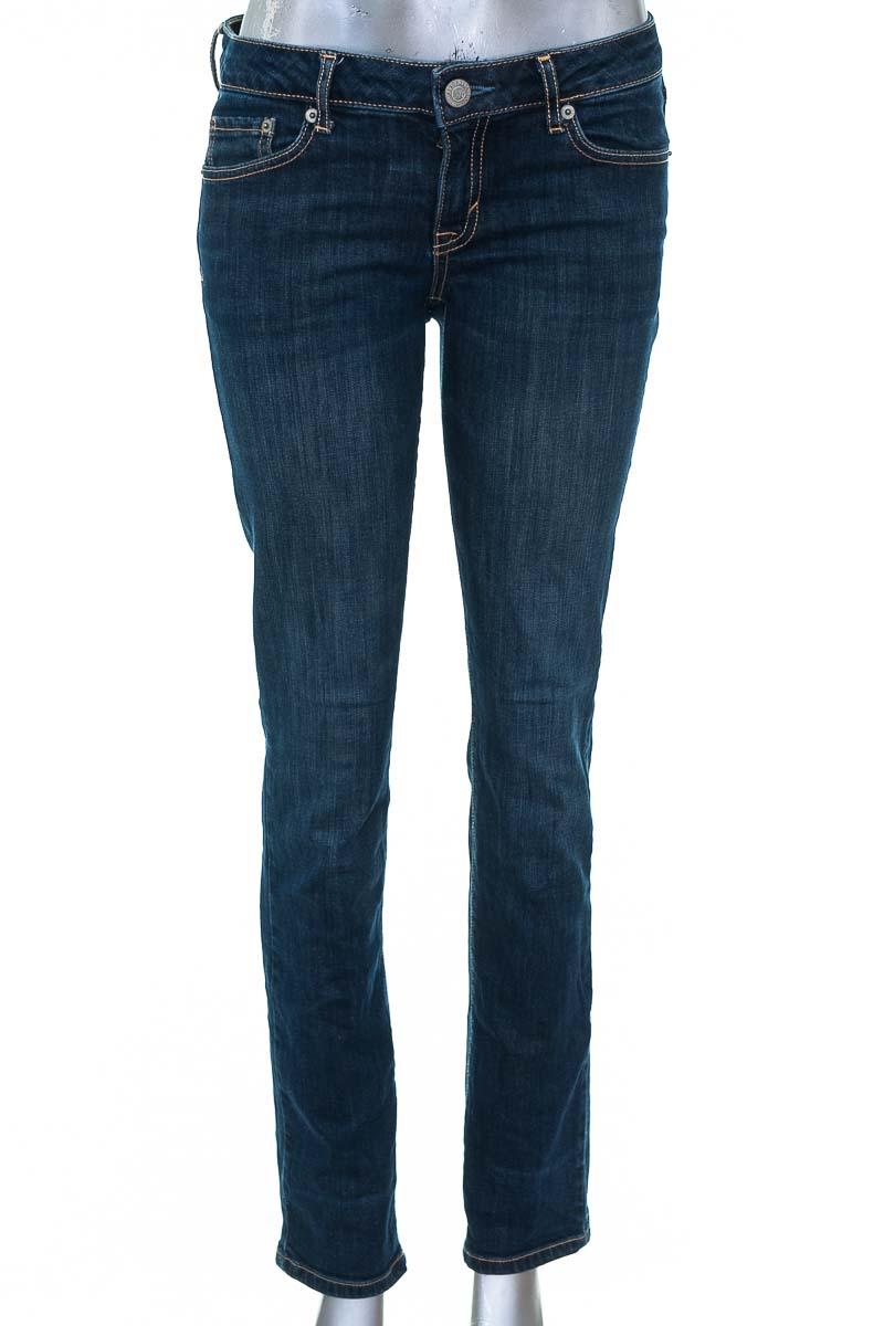Pantalón color Azul - Aeropostale