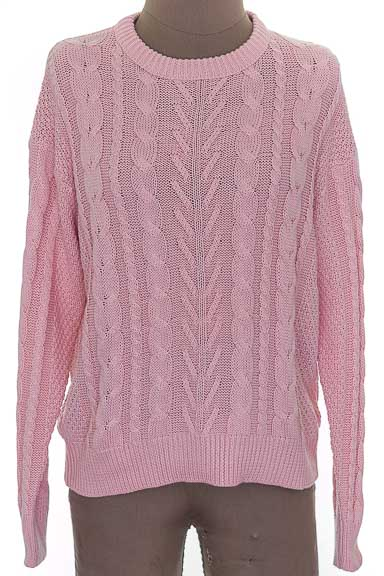 Sweater color Rosado - Pull & Bear