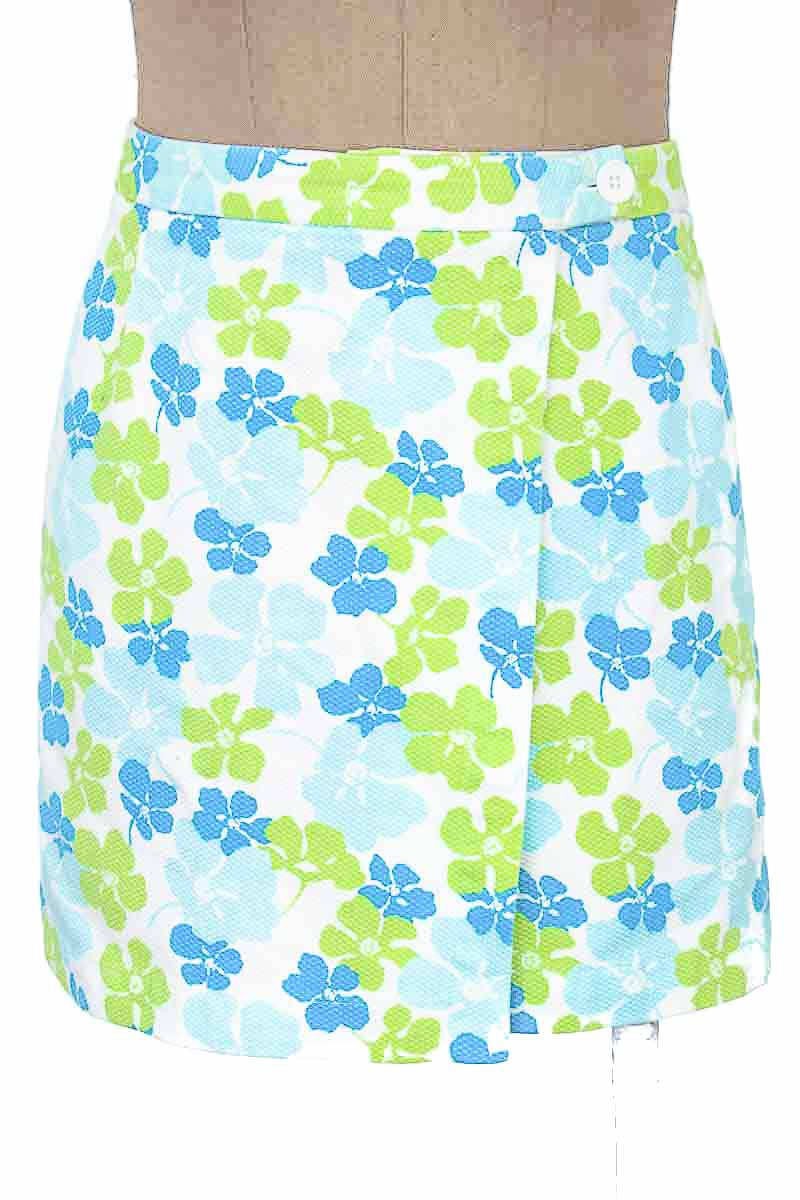 Falda Casual color Estampado - GAP