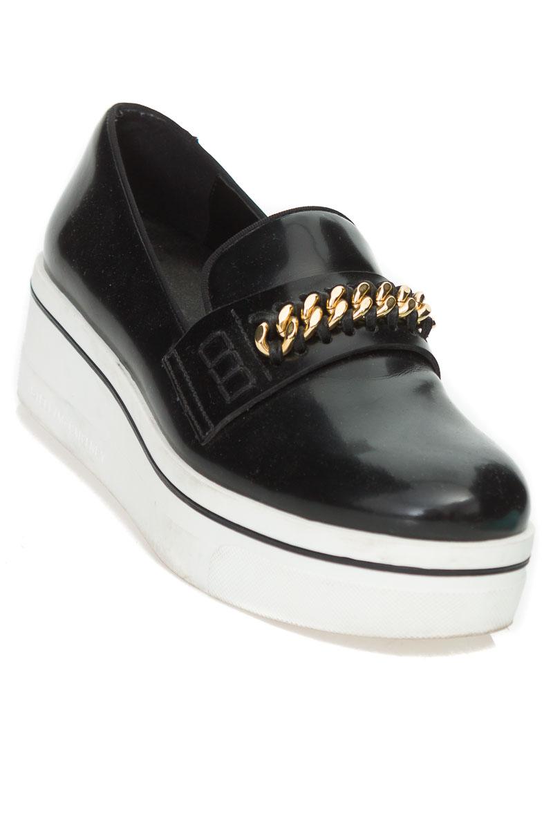 Zapatos color Negro - Stella Mccartney