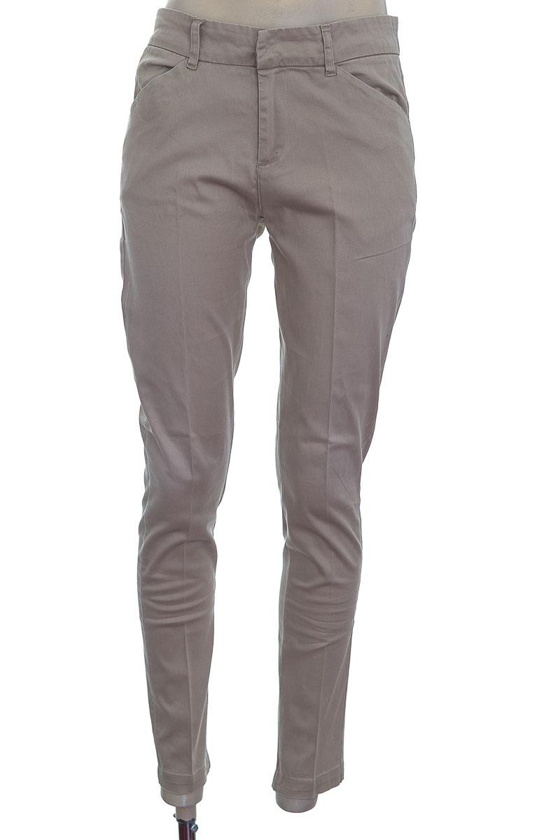 Pantalón color Beige - MQS