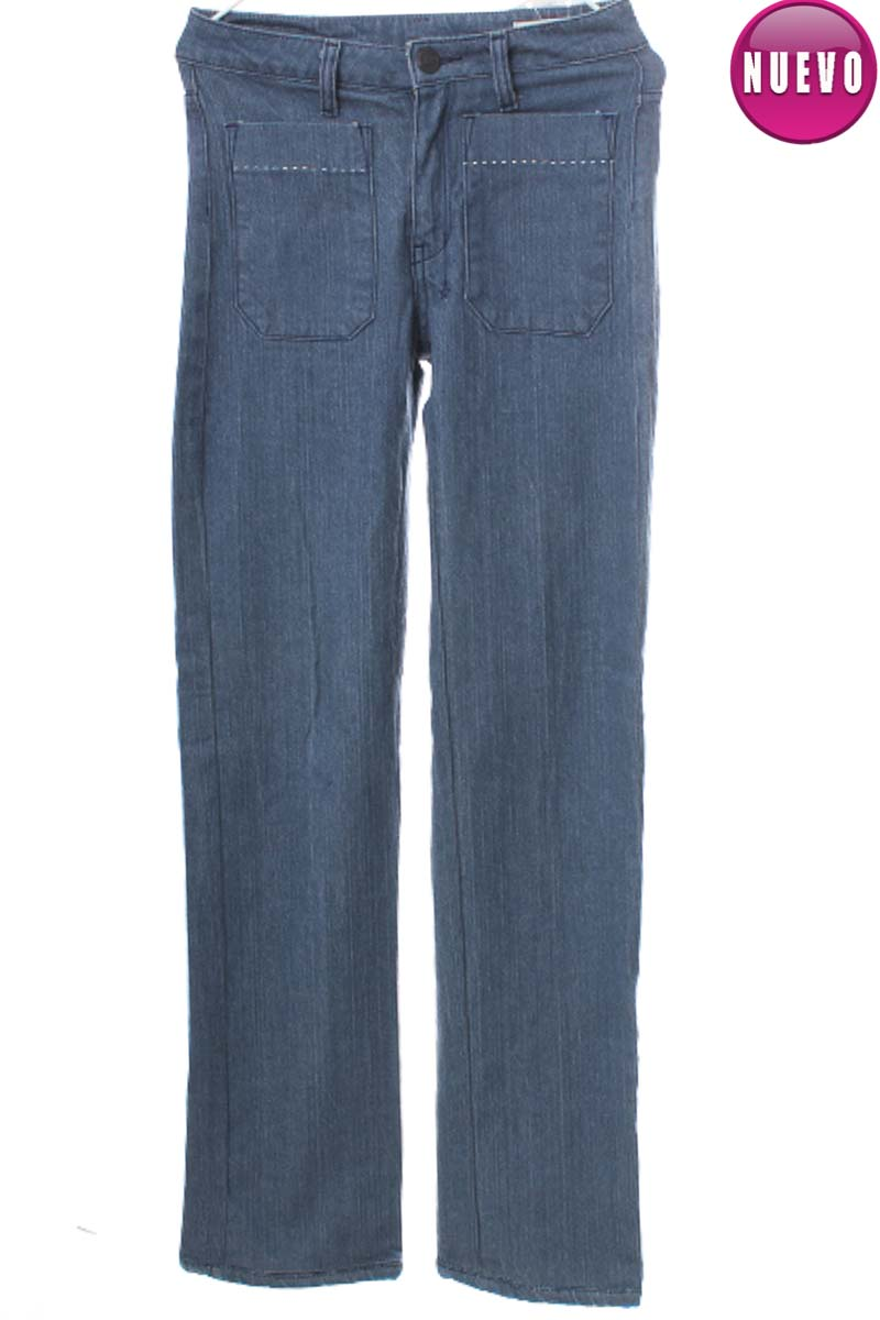 Pantalón Jeans color Azul - Colbert