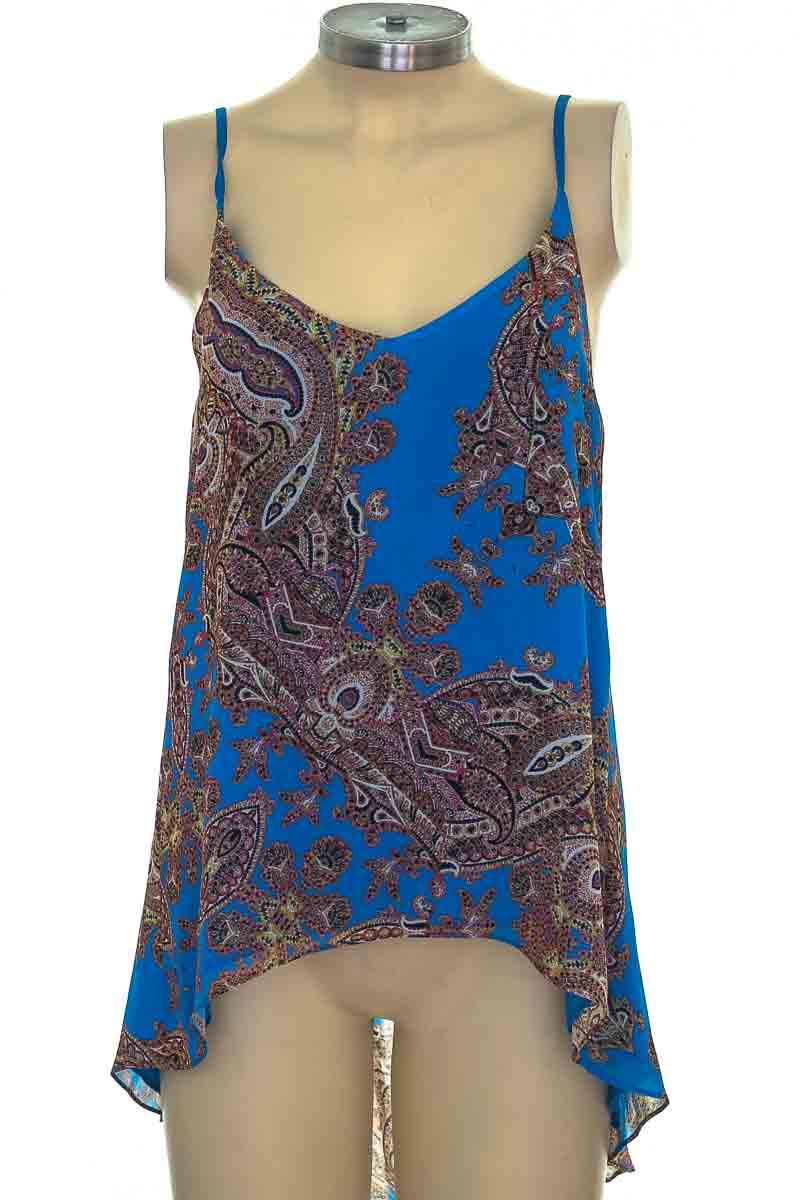 Top / Camiseta color Azul - Marciano