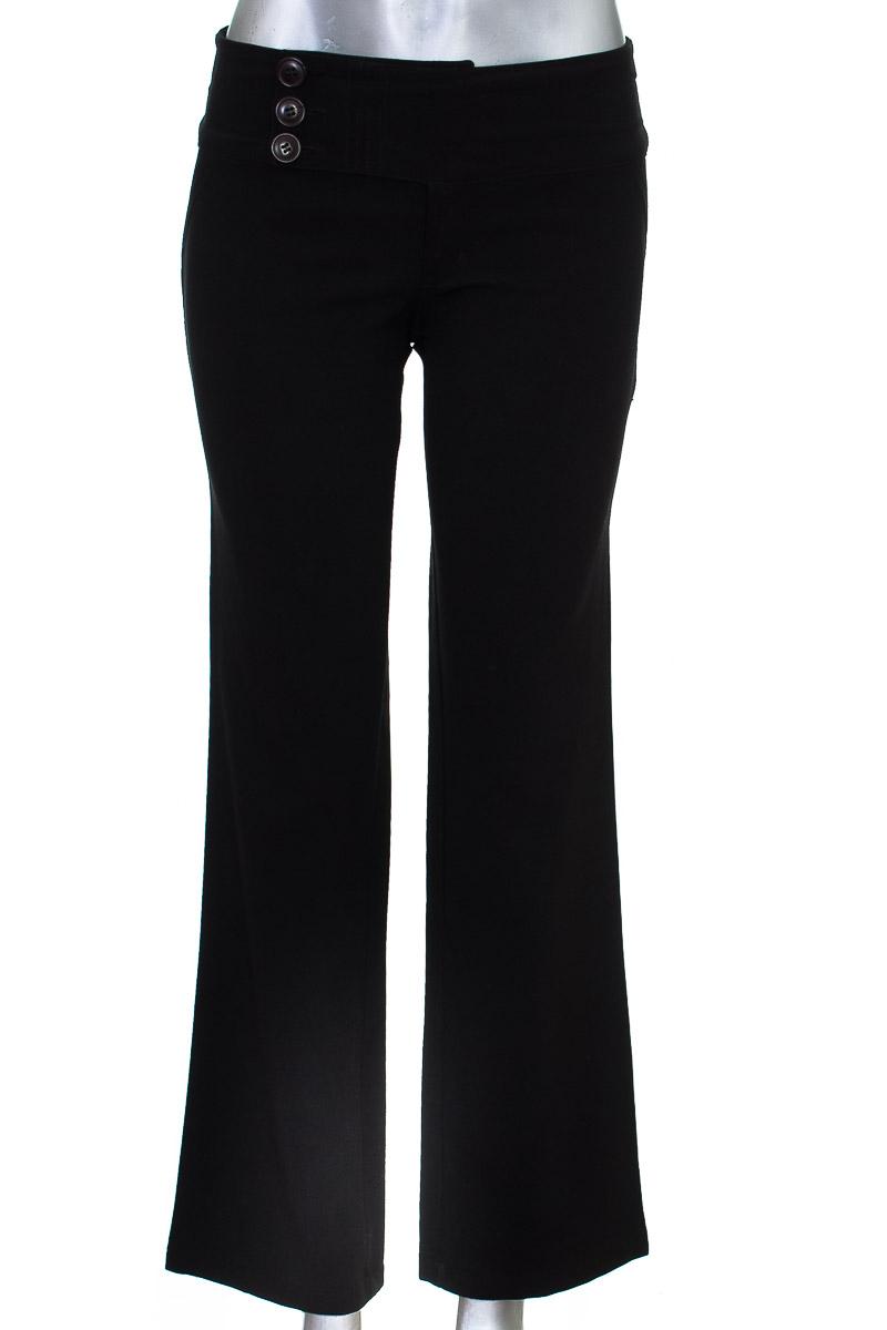 Pantalón Casual color Negro - Chamaleon