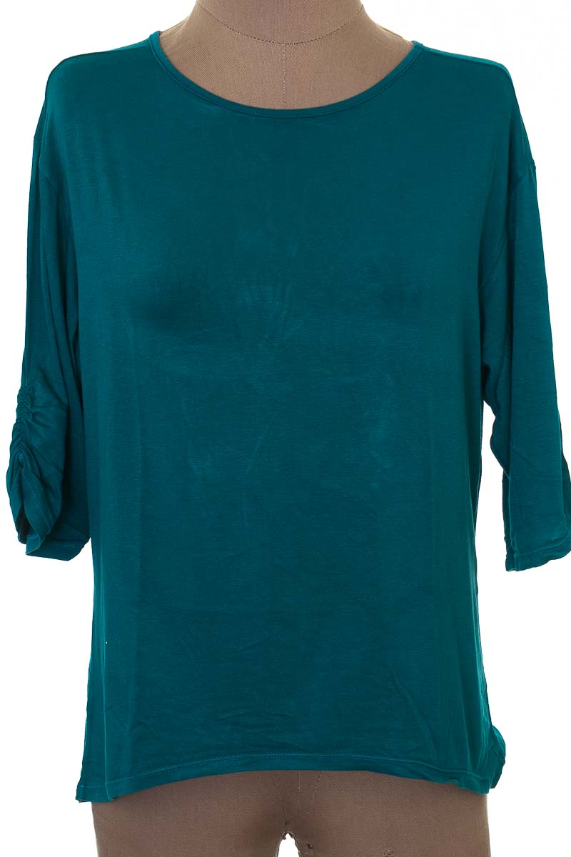 Blusa color Verde - Caty Ross