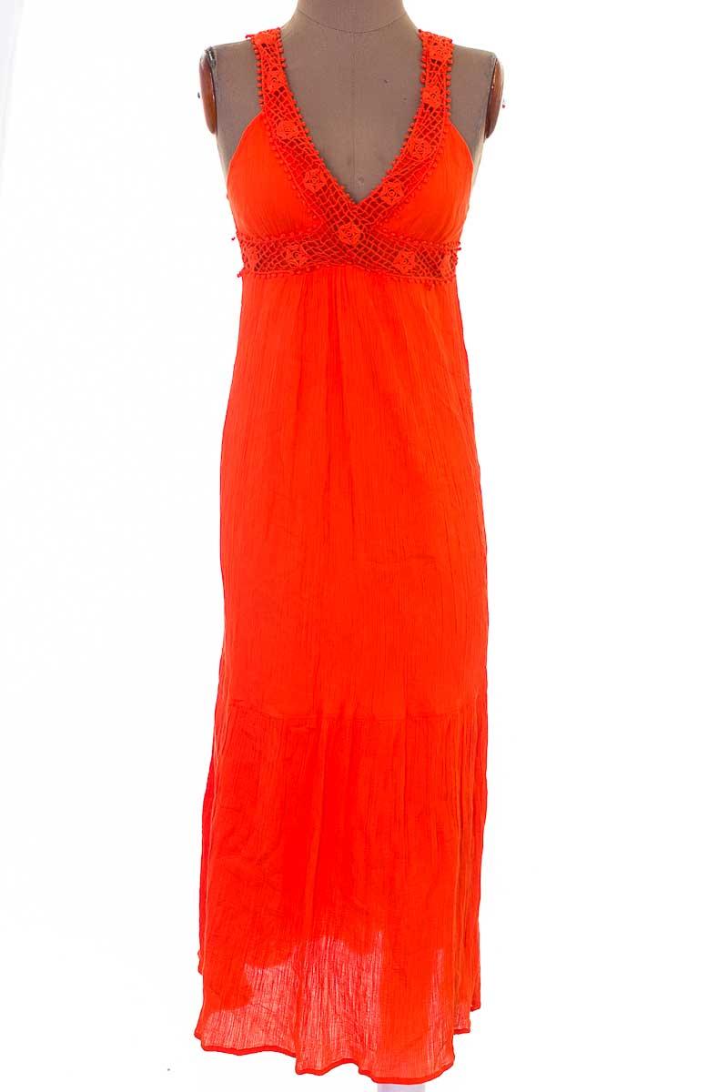 Vestido / Enterizo Fiesta color Naranja - Closeando