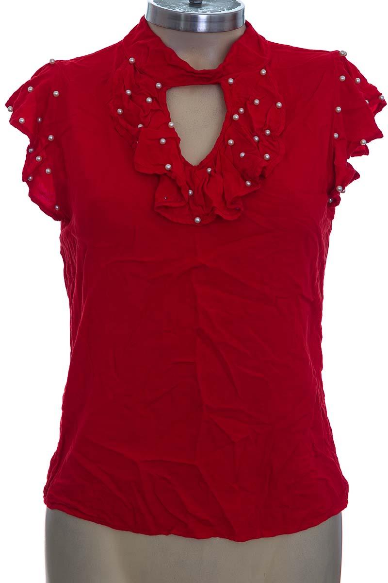 Blusa color Rojo - Coralina