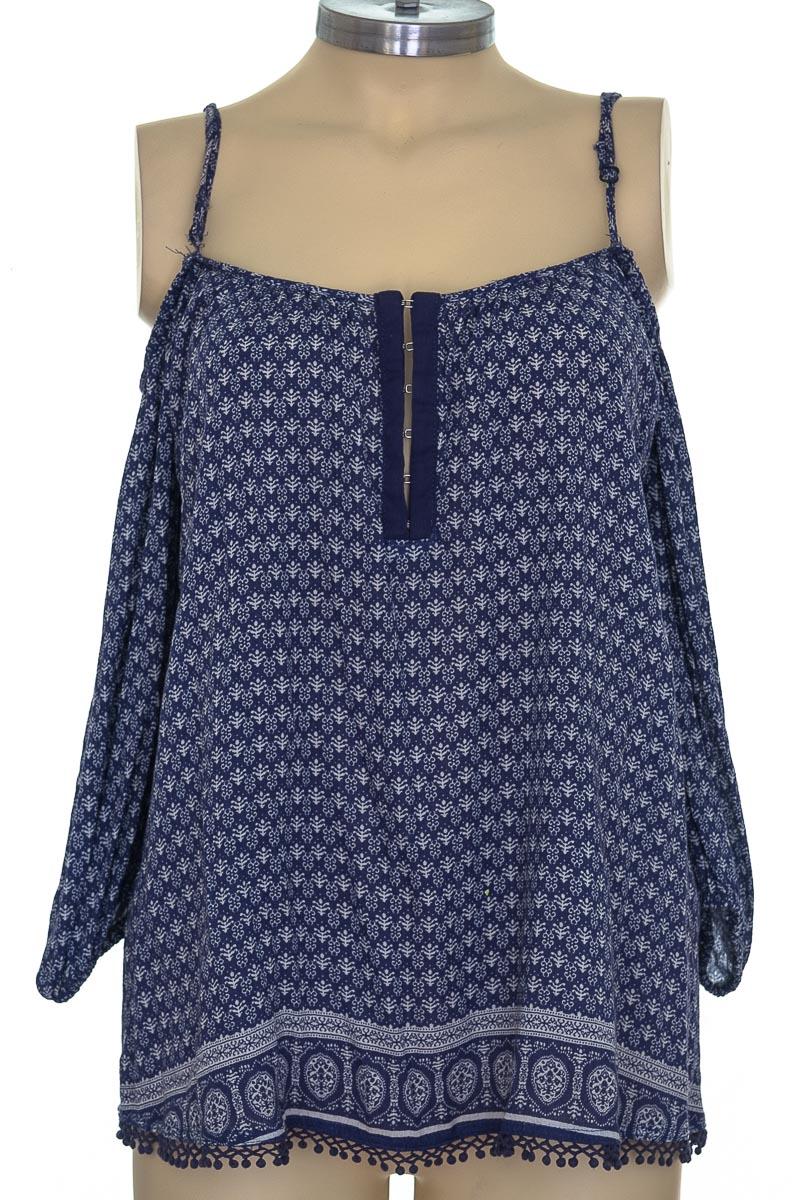 Blusa color Azul - Sybilla