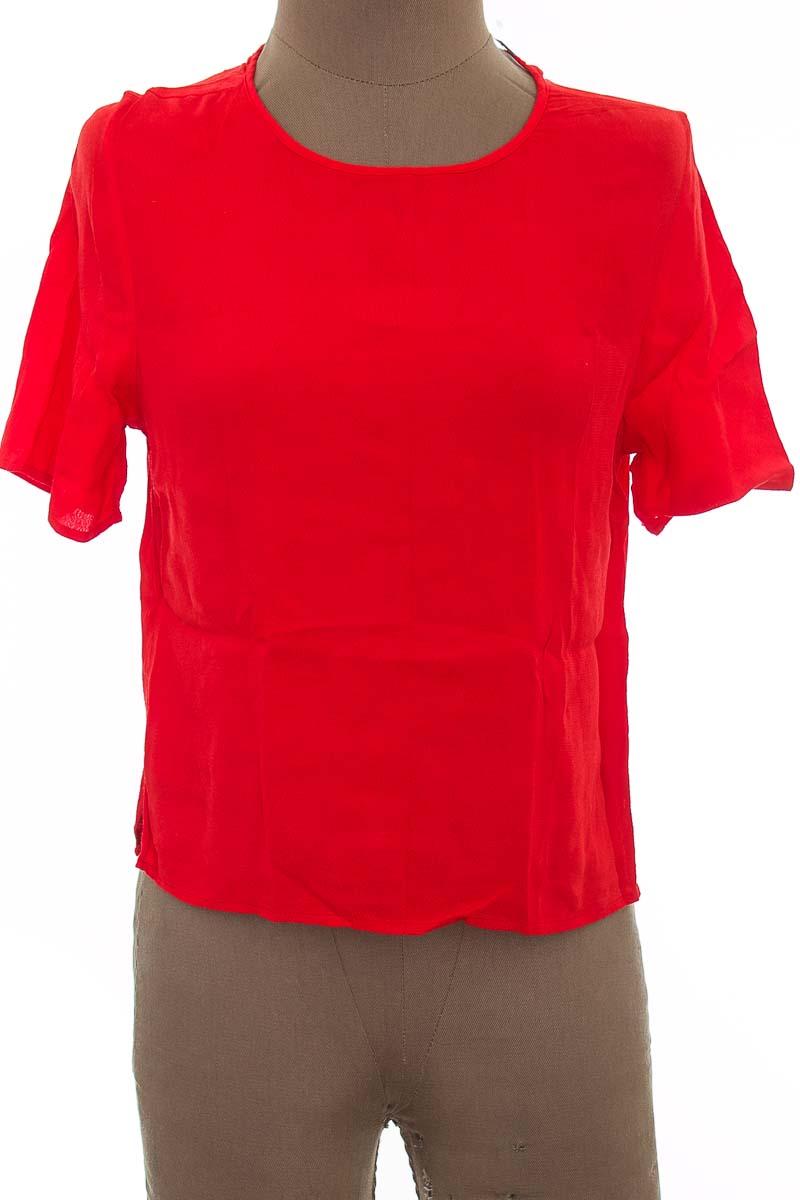 Blusa color Rojo - H&M
