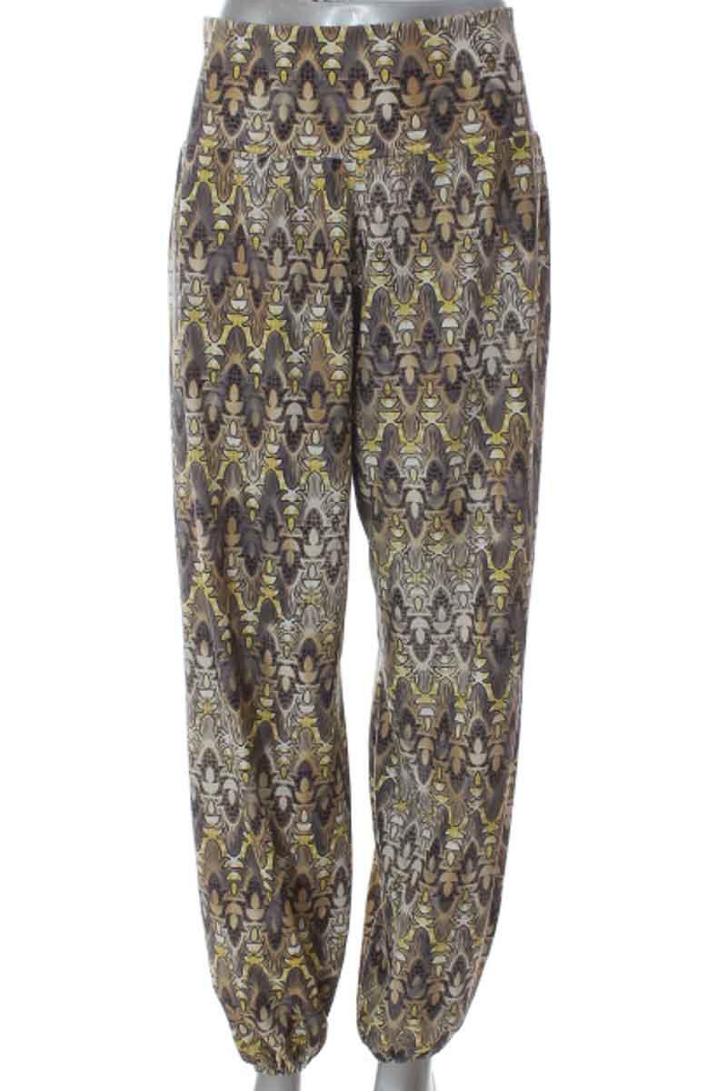 Pantalón Casual color Amarillo - Onda de mar