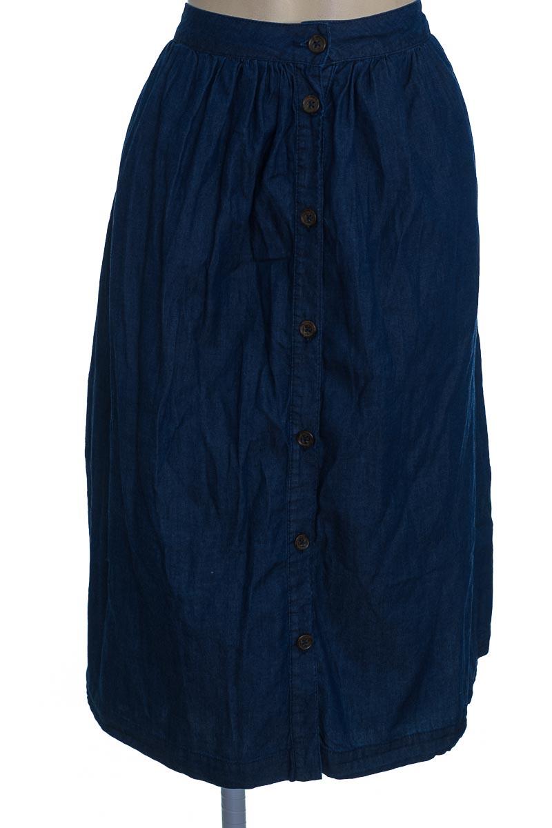 Falda color Azul - Pacífika