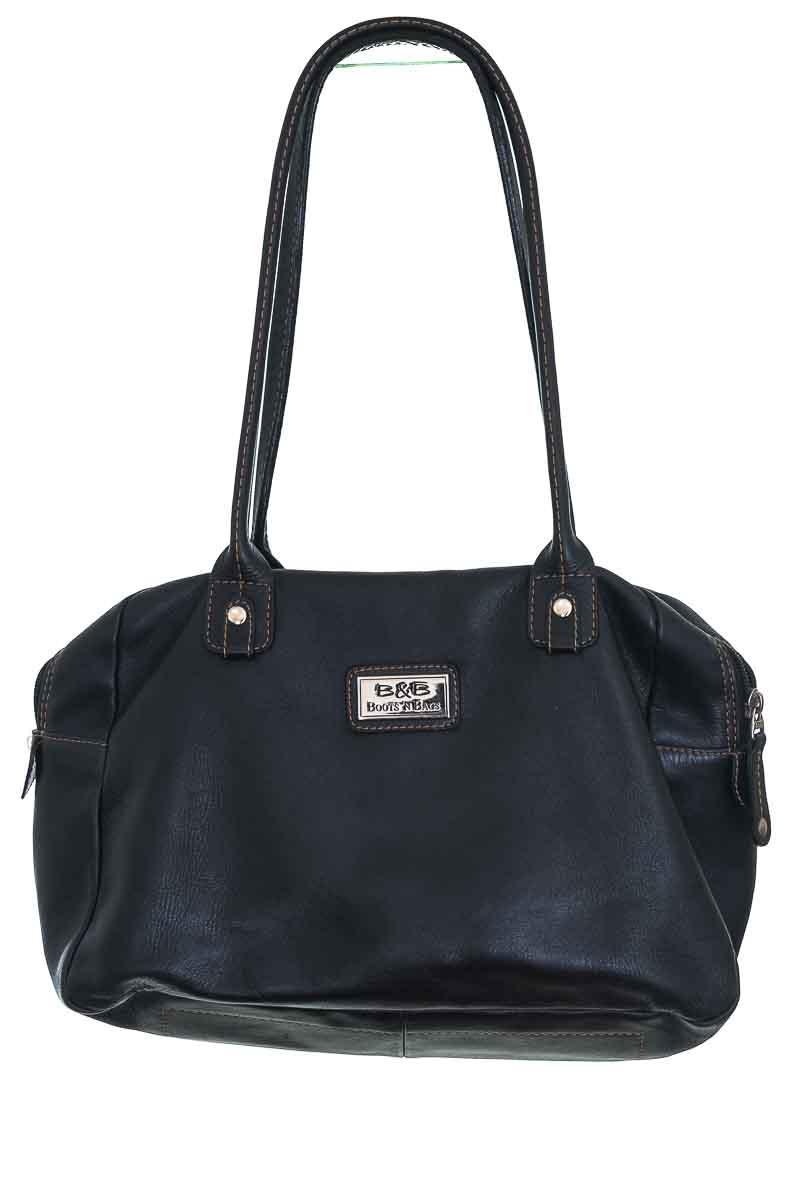Cartera / Bolso / Monedero color Negro - Boots´n Bags