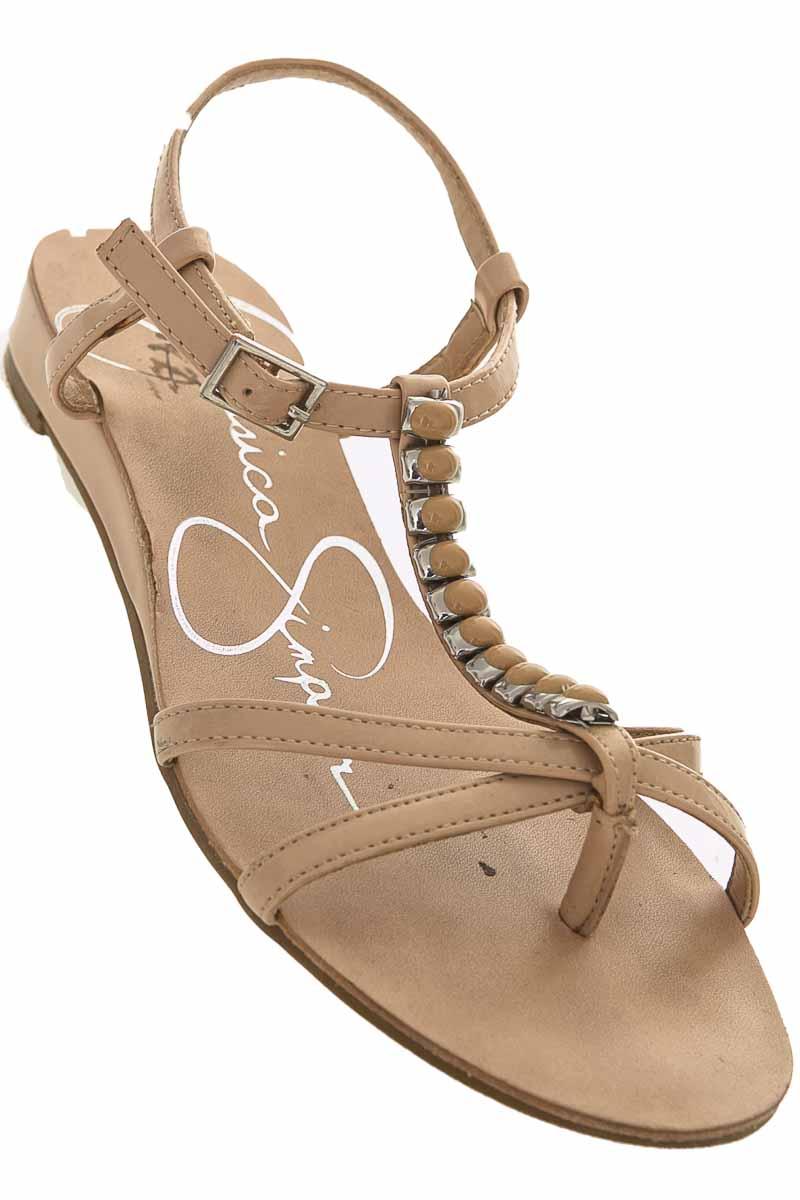 Zapatos color Beige - Jessica Simpson