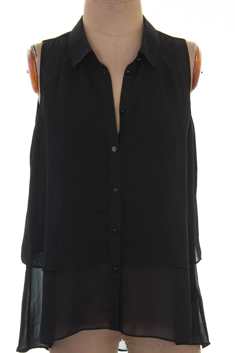 Blusa color Negro - Kenneth Cole