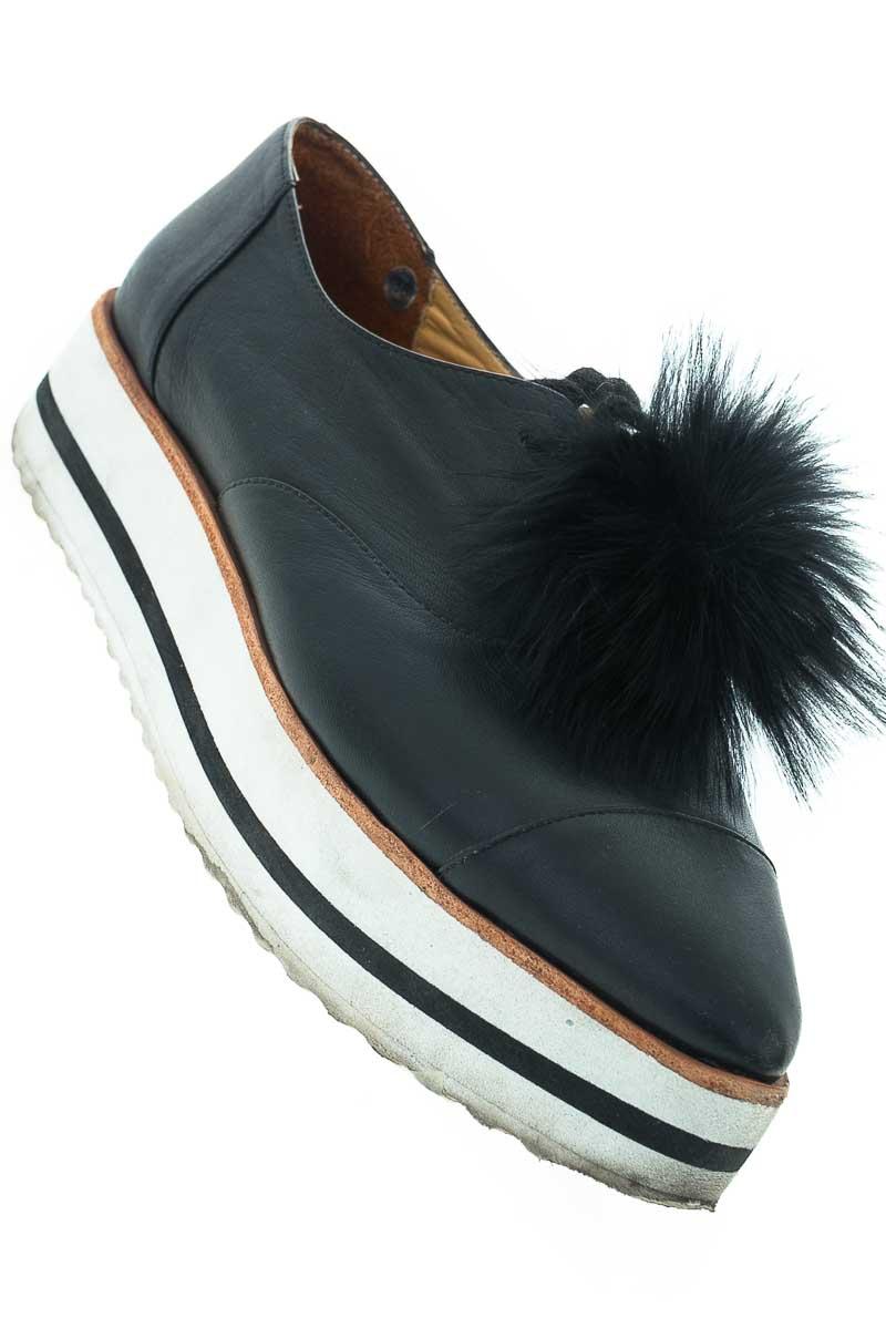 Zapatos Tenis color Negro - Tarch