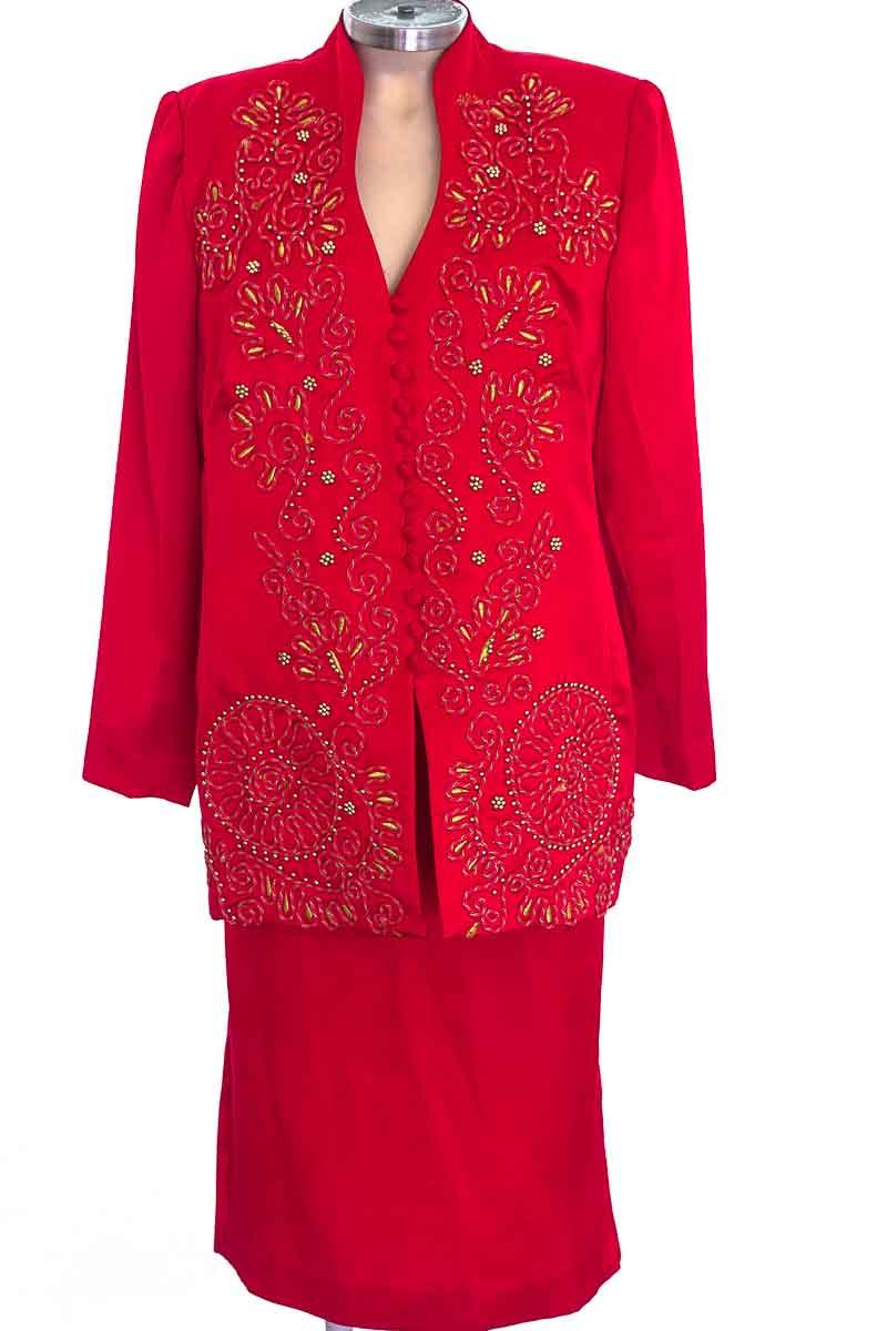 Conjunto color Rojo - Closeando