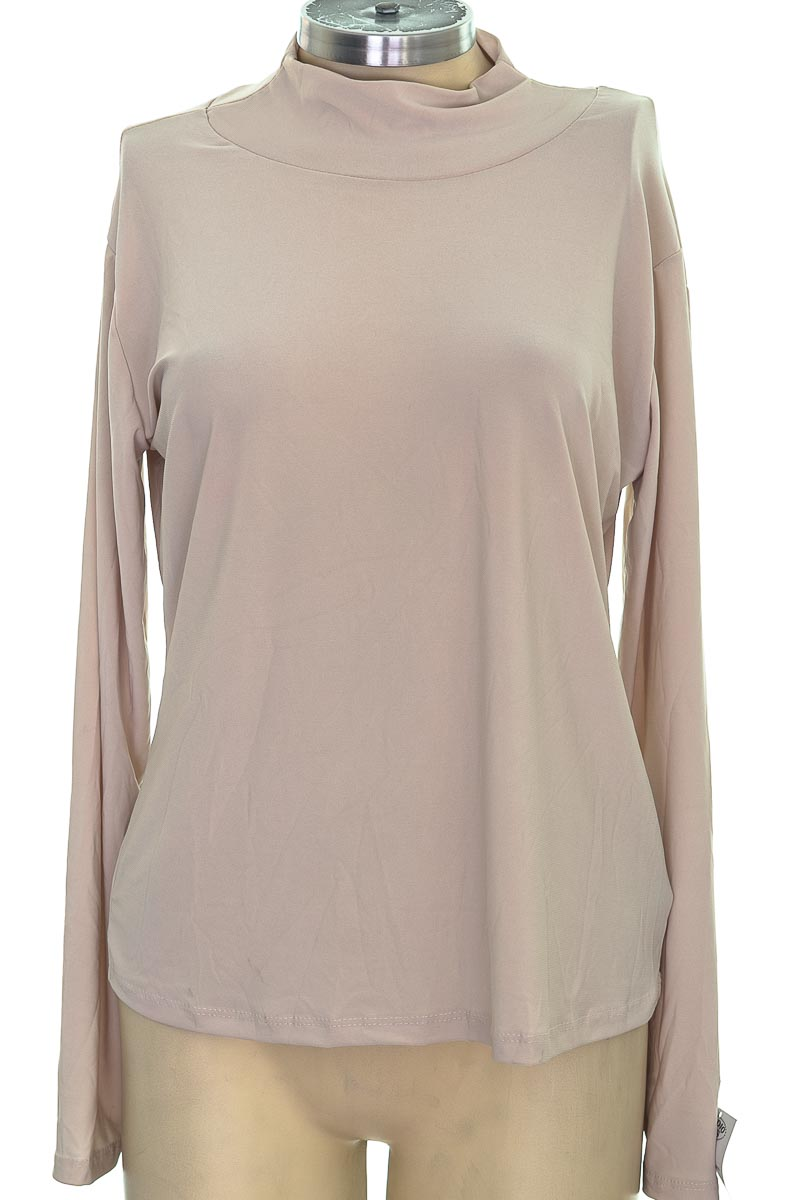 Blusa Casual color Beige - SGS Studio
