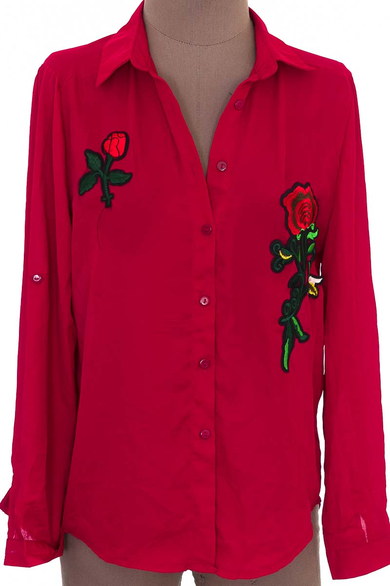 Blusa color Rojo - Jas Mine