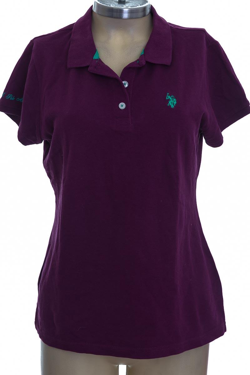 Top / Camiseta color Morado - U.S.POLO