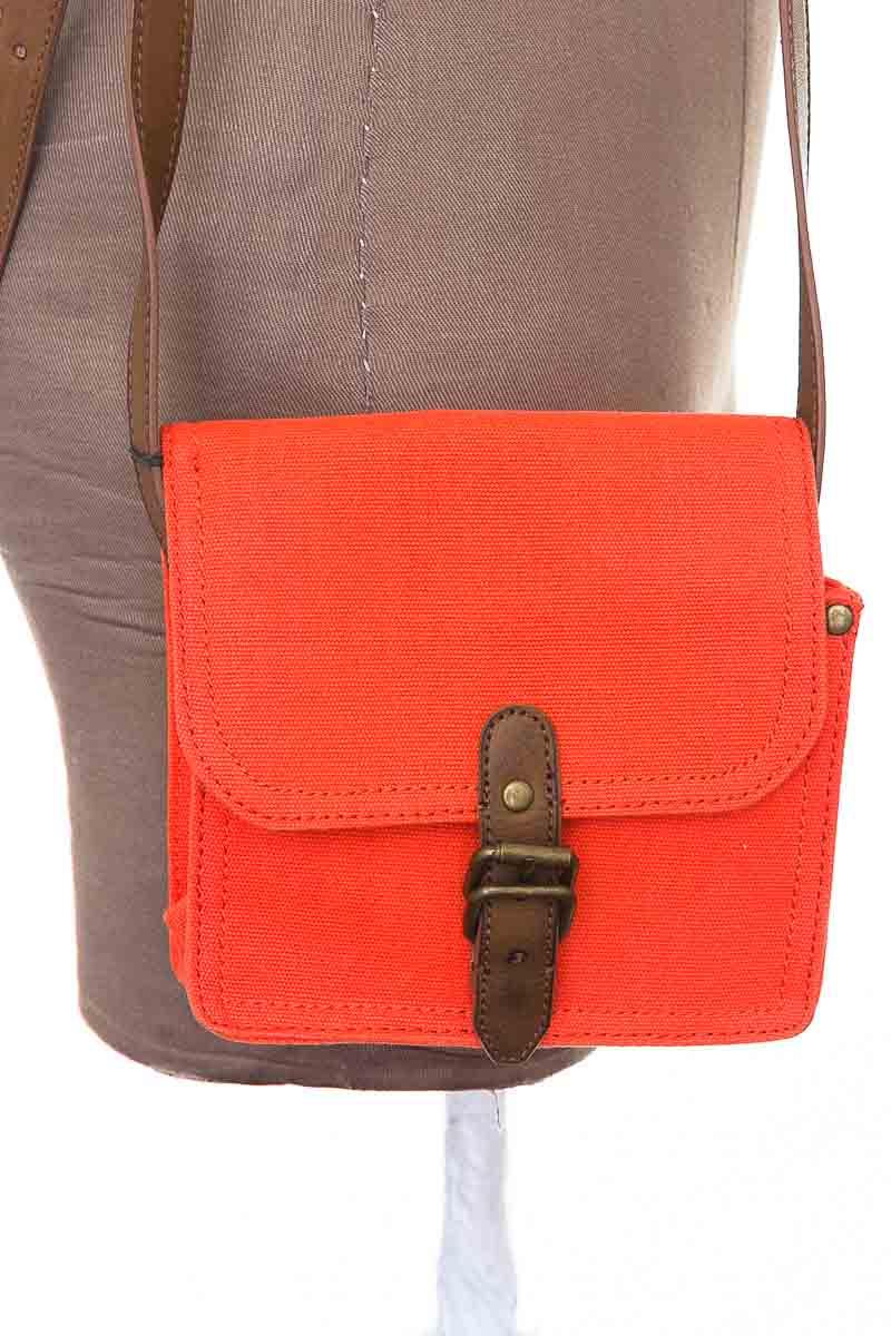 Cartera / Bolso / Monedero color Naranja - Zara