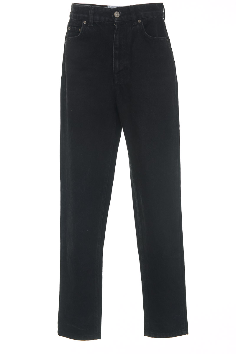 Pantalón color Negro - Pull & Bear