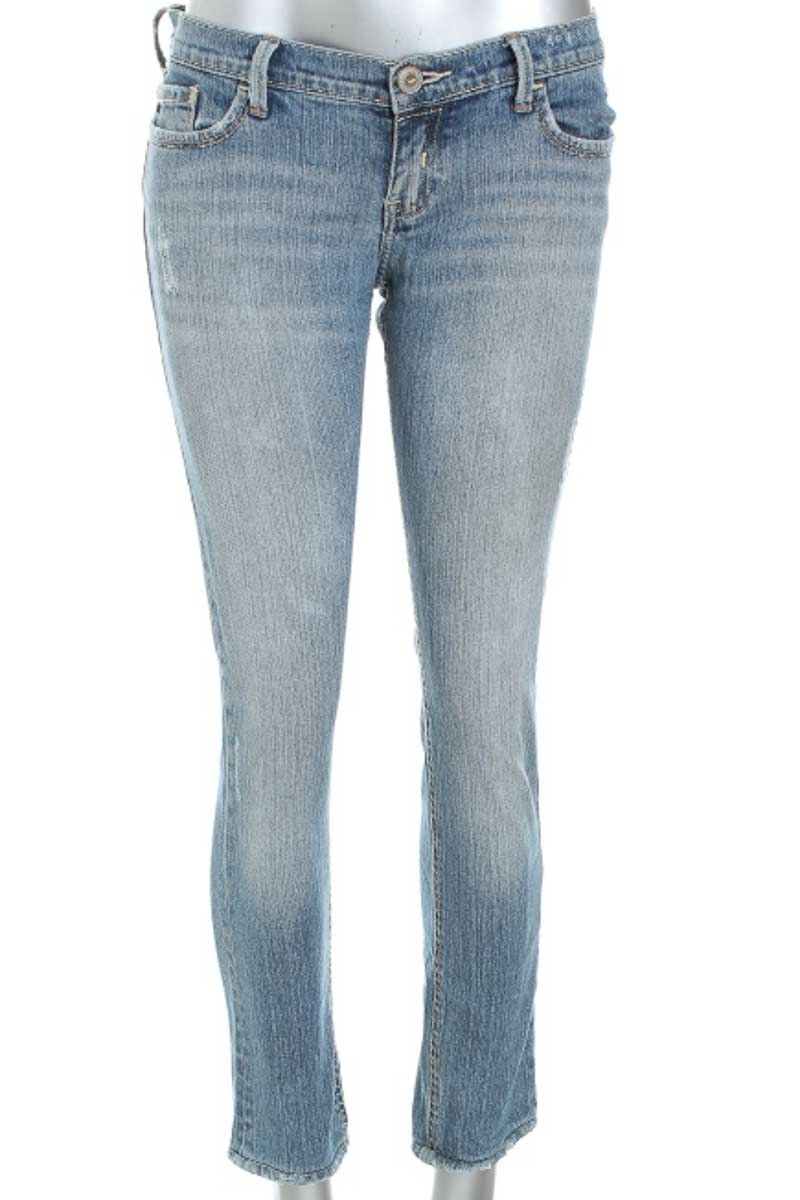 Pantalón Jeans color Azul - Hollister