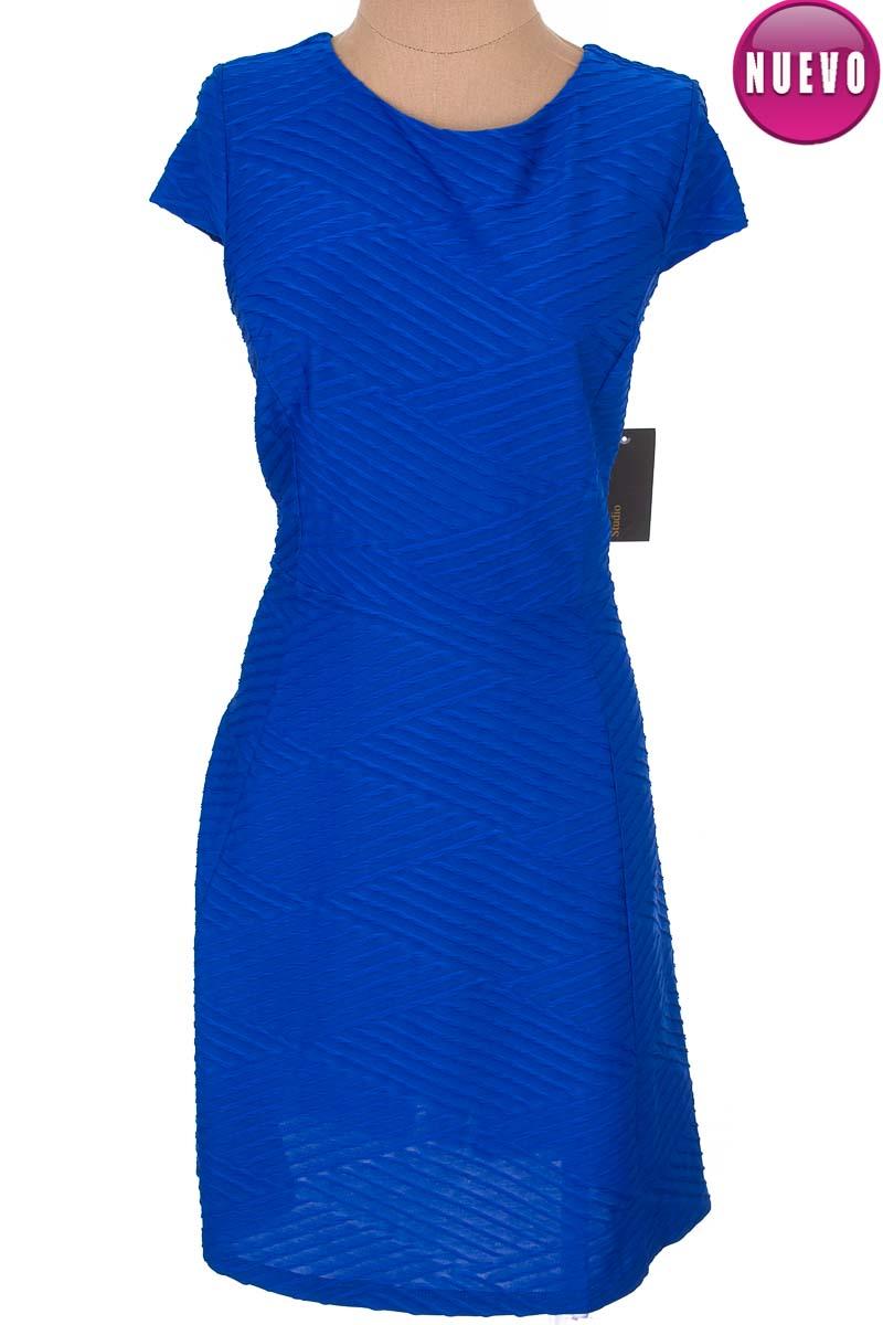 Vestido / Enterizo Fiesta color Azul - Enfocus