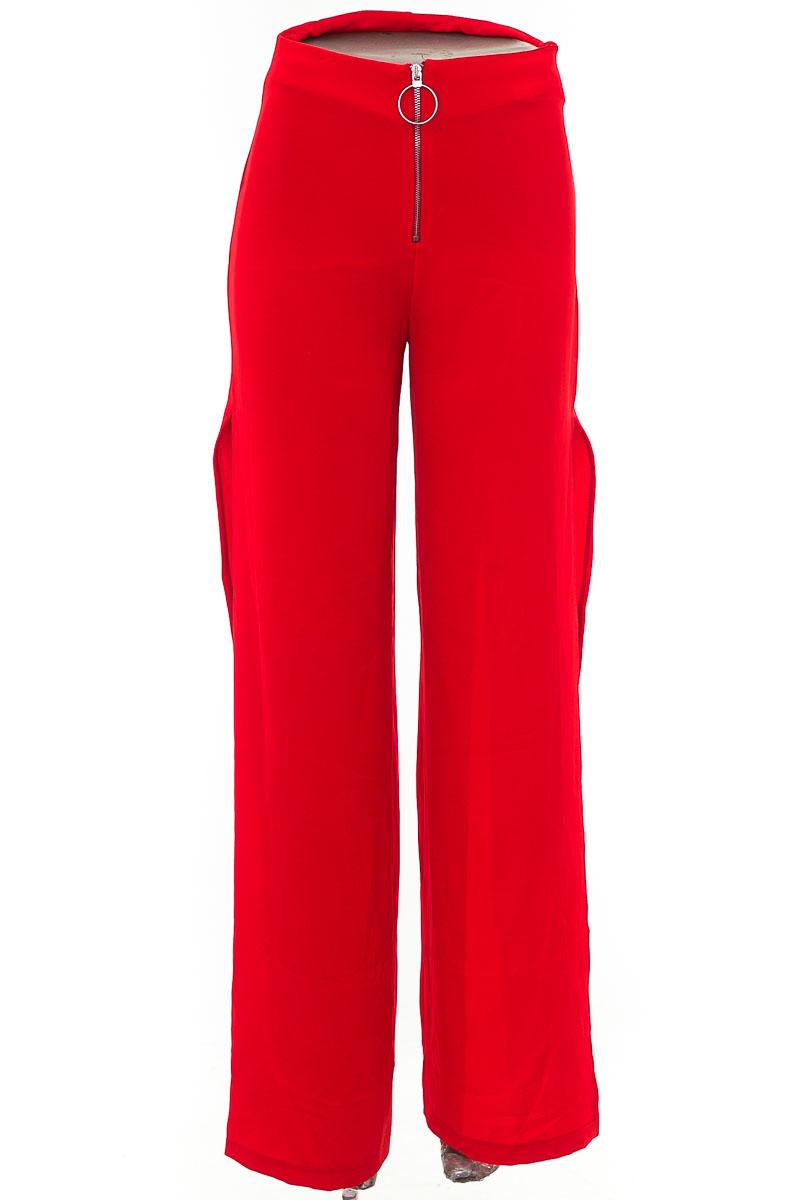 Pantalón Formal color Rojo - Closeando