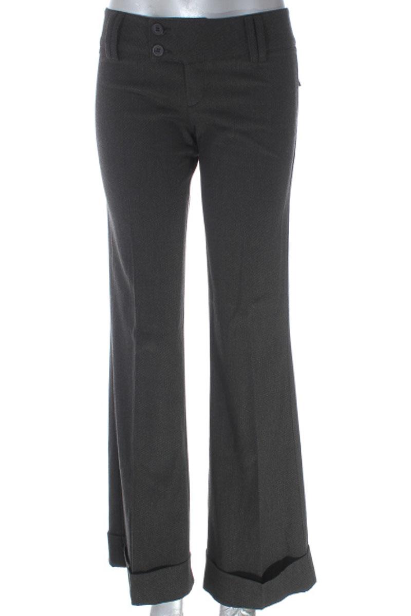Pantalón Formal color Negro - NAF NAF