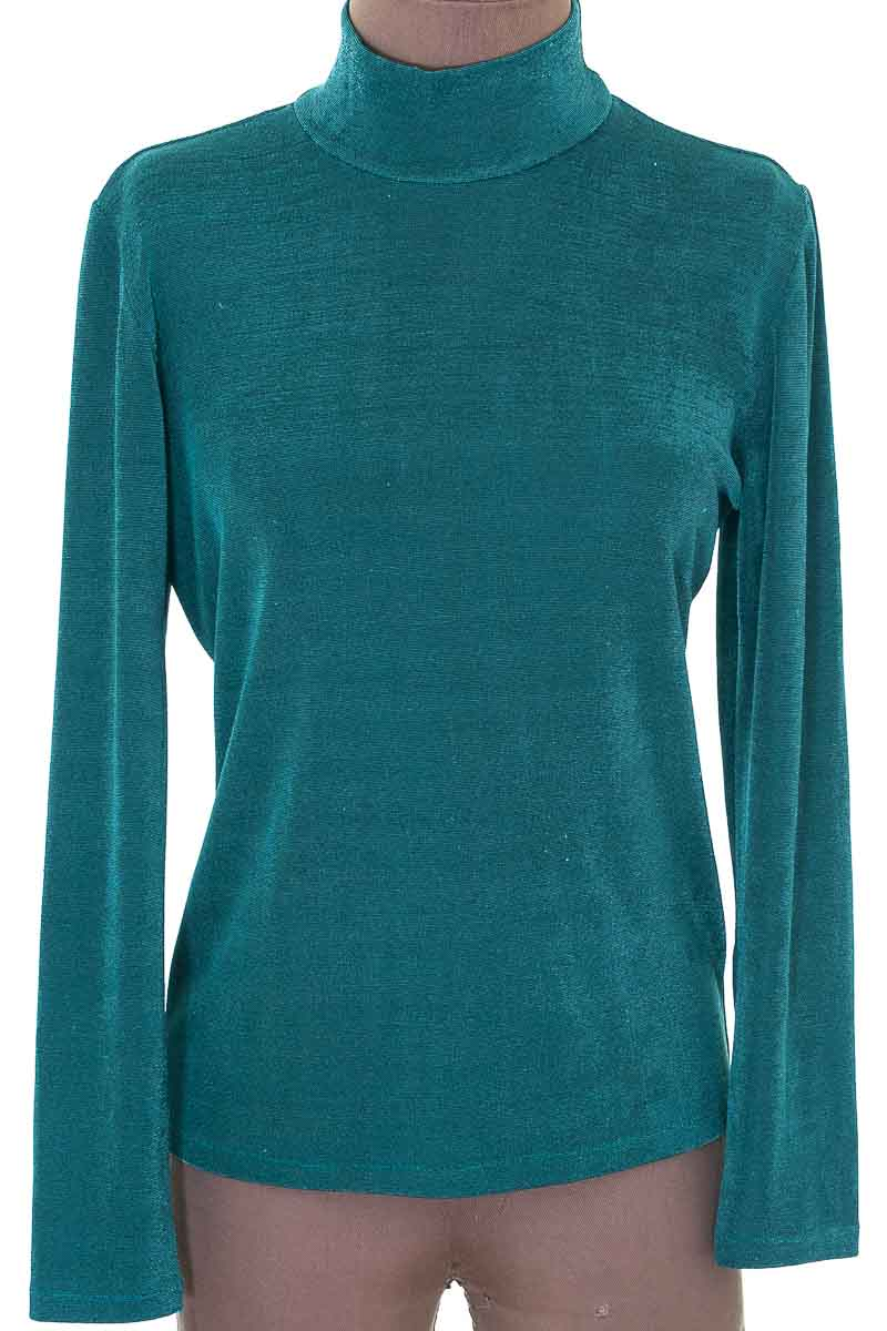 Sweater color Verde - Clasicos de elite