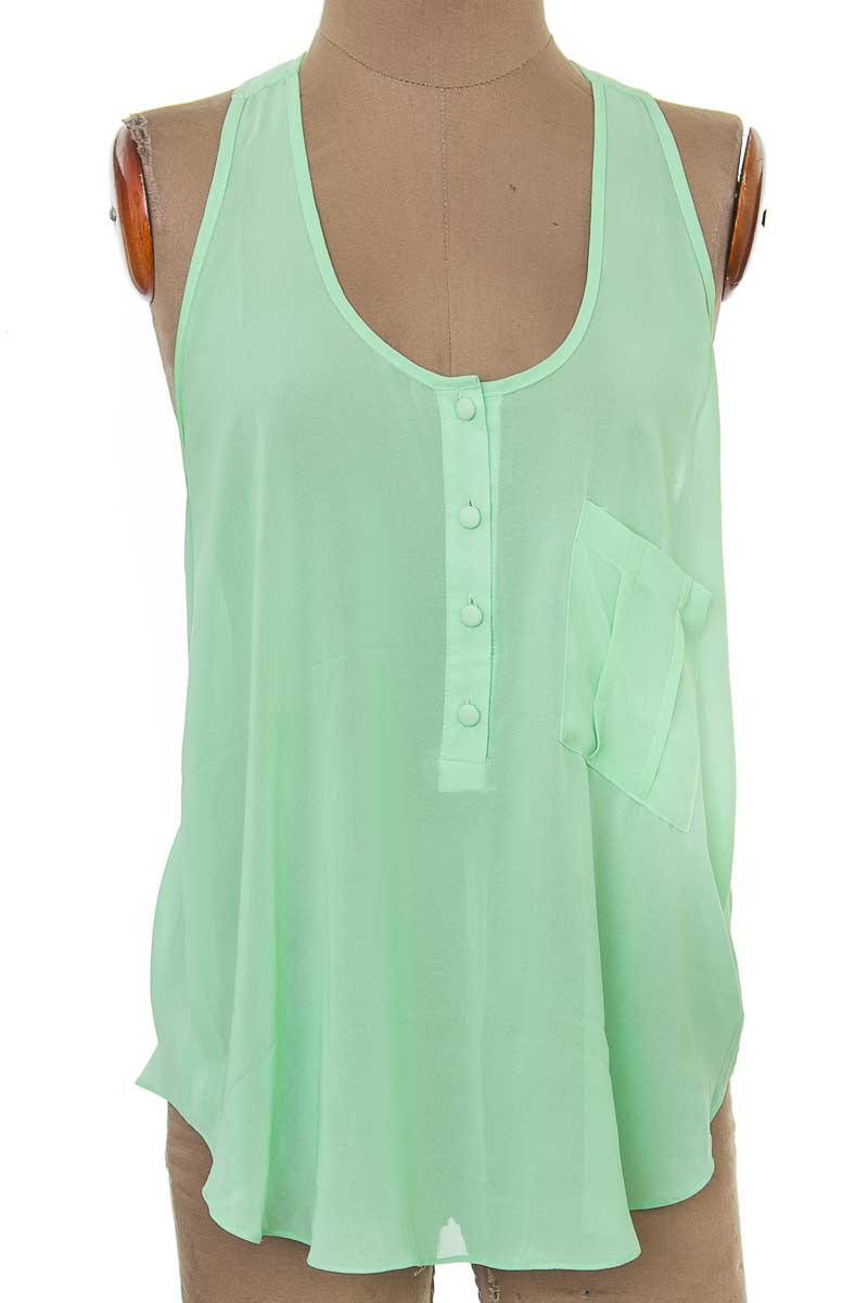 Blusa color Verde - A la mar